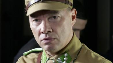 Thomas Arnold as SA Hauptmann Stable